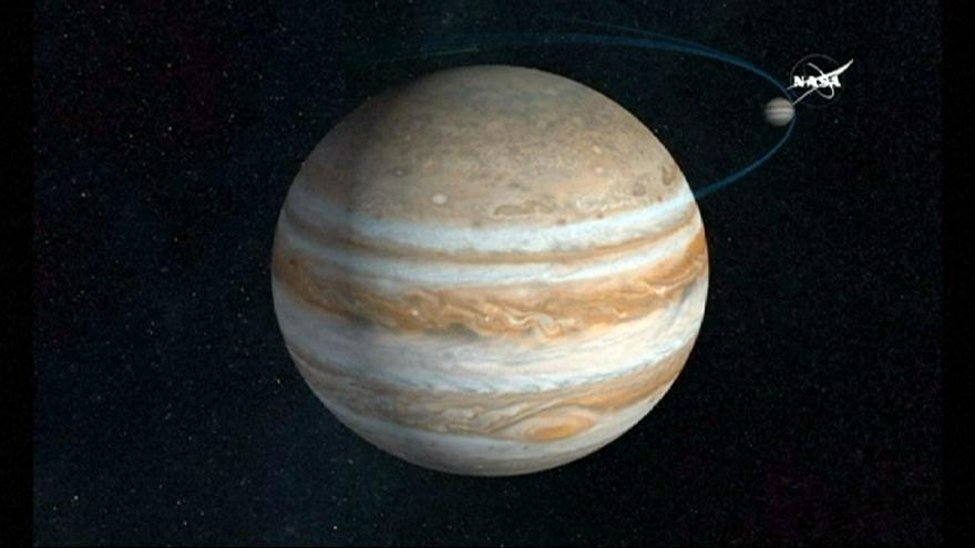 Juno llega a su cita con Júpiter
