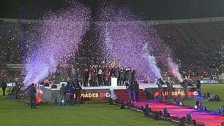 Copa America : les joueurs chiliens accueillis en héros à Santiago