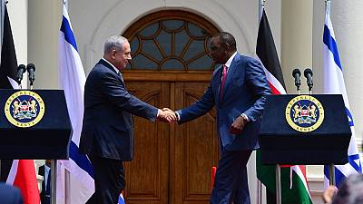 Kenya pledges to help restore Israel into African politics