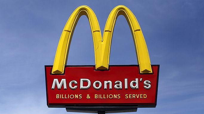 McDonald's telif savaşını kazandı