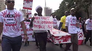 Kenya : un quatrième policier aux arrêts dans l'affaire de l'avocat des droits de l'homme