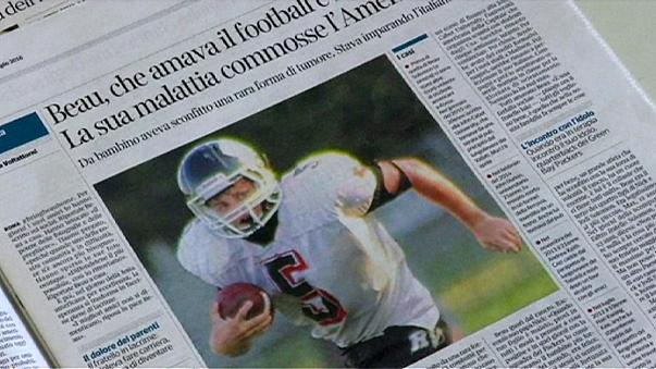 Italian police arrest suspect in murder of American student