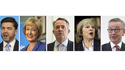Primera votación para elegir al nuevo líder del Partido Conservador británico