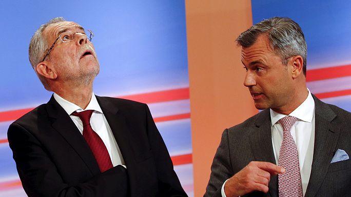 """Október 2-án lesz az osztrák elnökválasztás """"újabb második fordulója"""""""