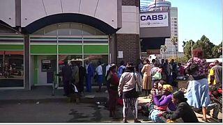 Le Zimbabwe et les arriérés de dette