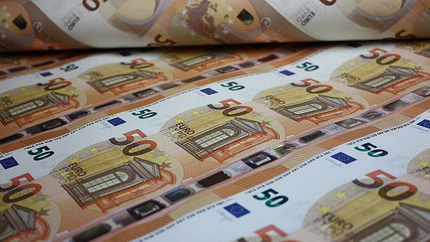 New 50 euro banknote to fight forgery, reaffirm ECB's commitment to cash