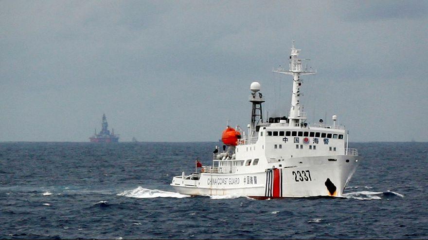 Pekín realiza ejercicios militares muy cerca de unas de las disputadas islas del mar de China