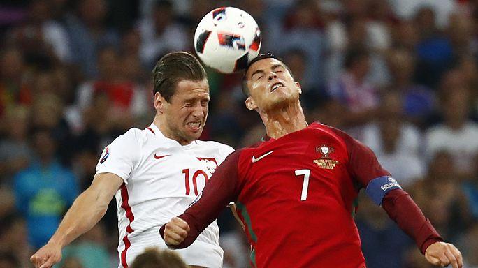 Foci Eb - Elődöntőre készül Portugália és Wales