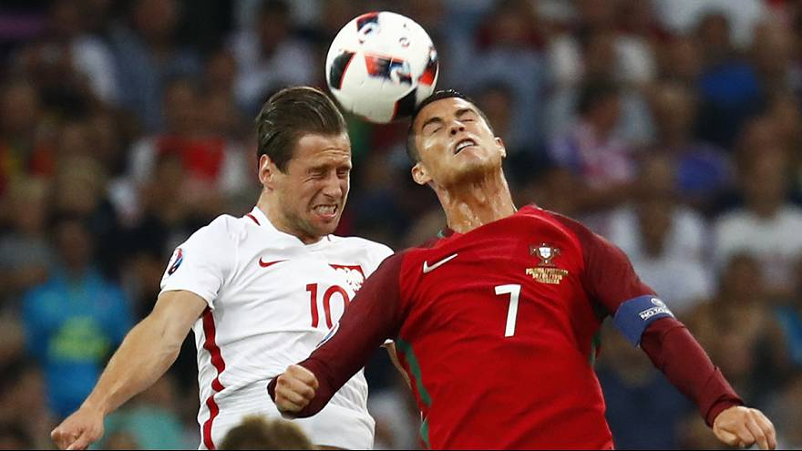 Euro 2016 heads into the final four as Portugal meet Wales