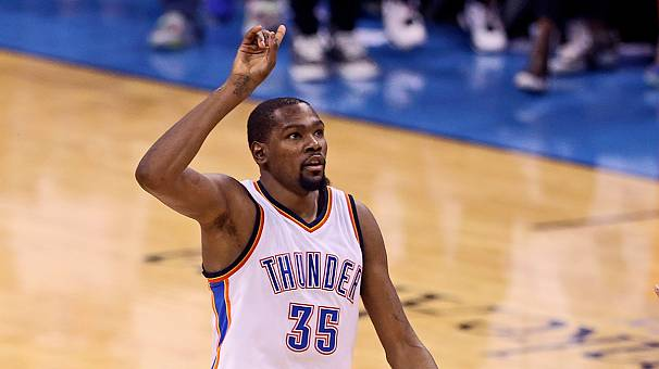 Kevin Durant: Twitter reacts to his Warriors bombshell