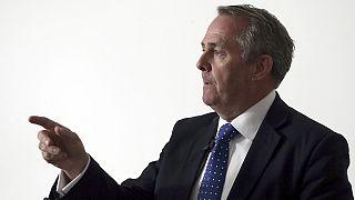 Лиам Фокс выбыл из гонки за пост премьер-министра Великобритании