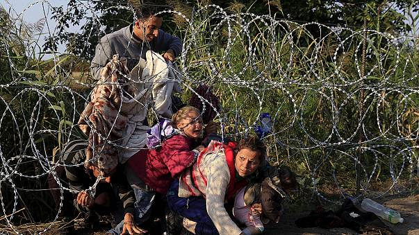 استفتاء في المجر حول إعادة توزيع اللاجئين في أوروبا