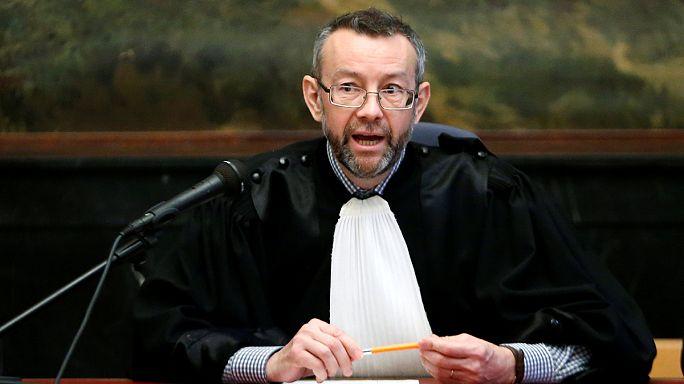Belçika'da Verviers terör hücresi üyelerine 16 yıla kadar hapis