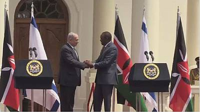 Kenya-Israel to work together to combat terrorism