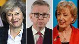 Βρετανία: Πρώτη η Τερέζα Μέι, δύο εκτός κούρσας διαδοχής