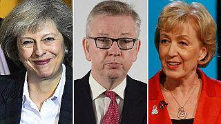 В гонке за пост британского премьера осталось 3 кандидата