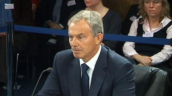 Se hace público en Londres el informe sobre la guerra de Irak y la labor de Blair