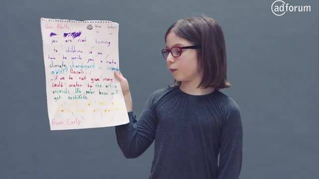Kids talk climate change (Ontario Ministry of Environment and Climate Change)