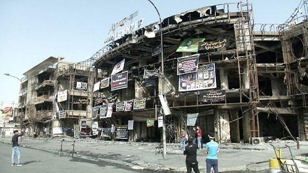 Bagdad eleva hasta 250 los muertos en el atentado de Al Karrada
