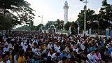 Des millions de musulmans célèbrent l'Aïd