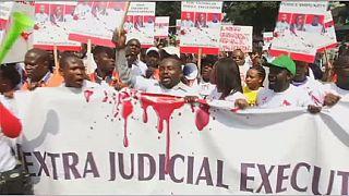 Kenya : la société civile kenyane se mobilise contre des exécutions extrajudiciaires