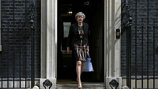 Tory szavazás: Theresa May egy lépéssel közelebb a pártvezetői poszthoz