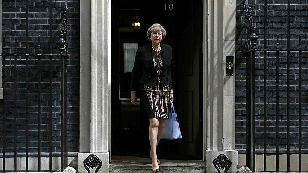 Theresa May has a clear lead in the UK leadership contest