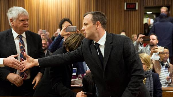 Hat év börtönt kapott Oscar Pistorius