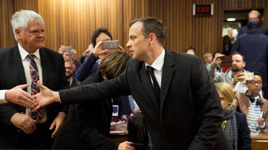 Oscar Pistorius gets six year sentence for murder