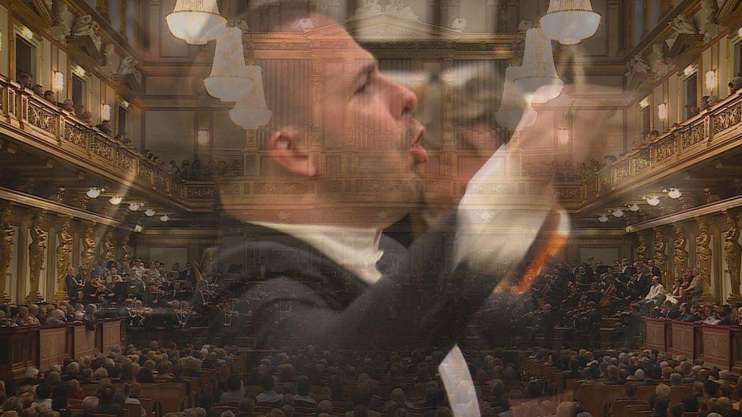 """Yannick Nézet-Séguin à Vienne : """"Je réalise un grand rêve"""""""