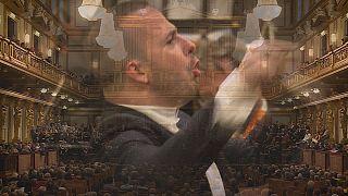 Yannick'in hayali Brucker'in baş yapıtıyla Viyana'da gerçek oldu!