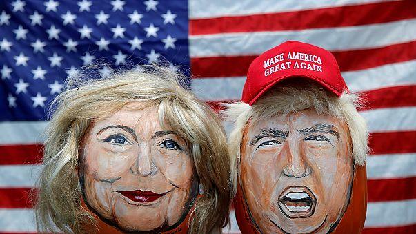 "Trump: ""hanyag elnök lenne Hillary Clinton"""
