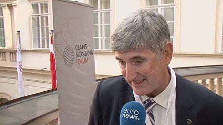 Migrant crisis high on agenda at Crans Montana Forum, Vienna