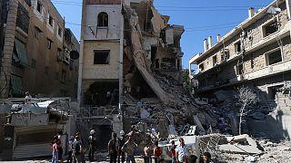 اعلام «حاکمیت آرامش» به مناسبت عید فطر در سوریه