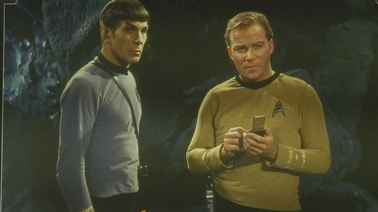 50th Star Trek anniversary exhibition delights Trekkies