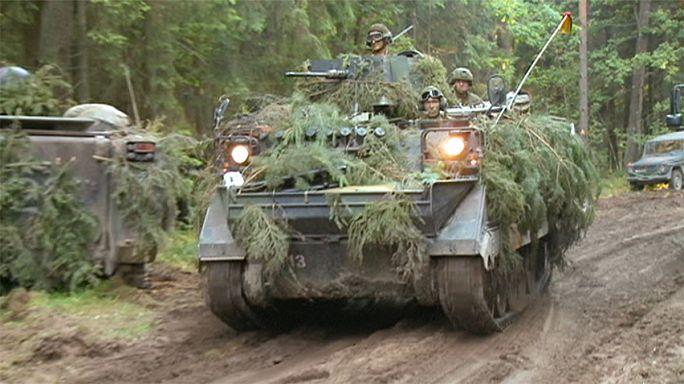 Lituania: il timore di un attacco della Russia