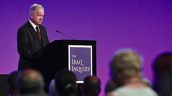 تقرير لجنة تشيلكوت خلص الى ان بلير قدم معلومات خاطئة حول غزو العراق 2003