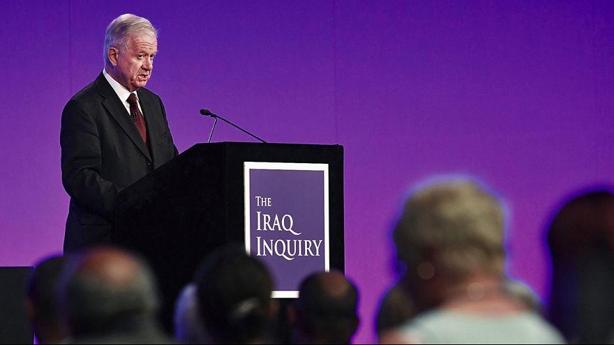 هیئت بررسی: تصمیم گیری درباره جنگ عراق، بر مبنای اطلاعاتِ ناقص بود