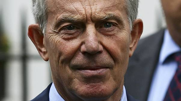 Tony Blair statement on Chilcot inquiry