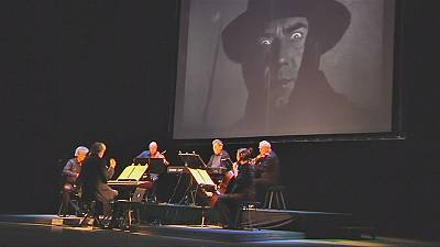 """""""Dracula"""" als Filmkonzert von Philip Glass"""
