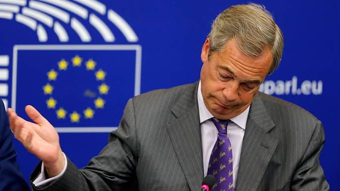 Farage: 'Kötü adam olmayı özleyeceğim'