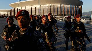 JO de Rio 2016: A M-1, Dernières ombres au tableau?