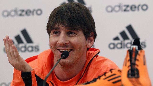 Messi'ye verilen 2 milyon Euro para cezası 10 günlük cep harçlığı