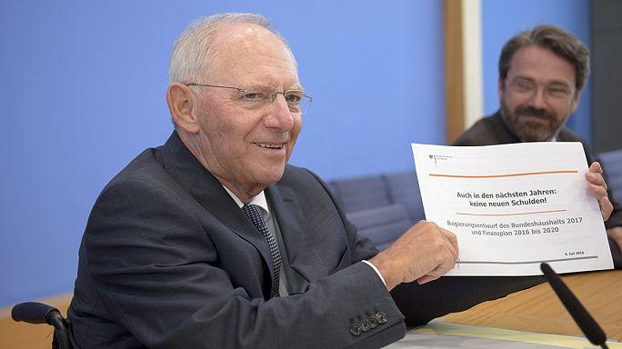 Kiegyensúlyozott költségvetést készített a német pénzügyminiszter