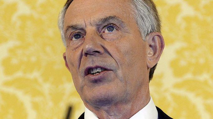 """Тони Блэр назвал """"правильным"""" решение о свержении Саддама Хусейна"""