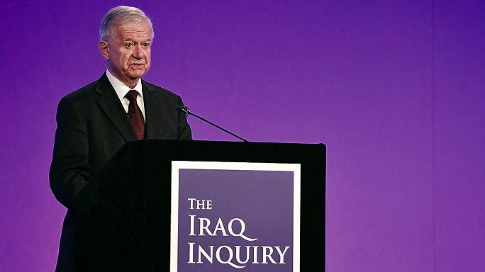 Доклад Чилкота осудил решение британских властей о вторжении в Ирак в 2003 году