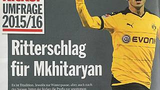 Done deal: Mkhitaryan completes £26 million move to Old Trafford