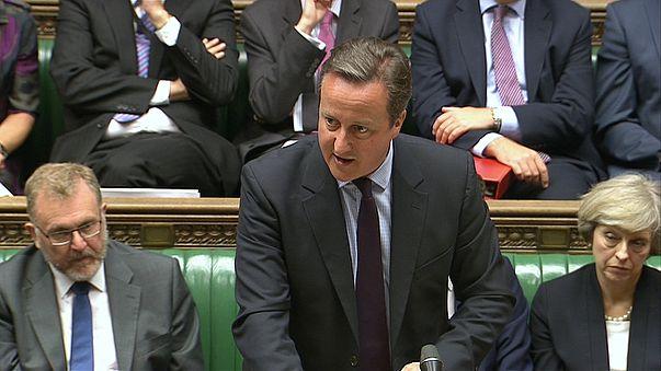 """Cameron: """"a háború csak a végső megoldás lehet"""""""