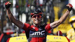 Tour de France - Változás az élen