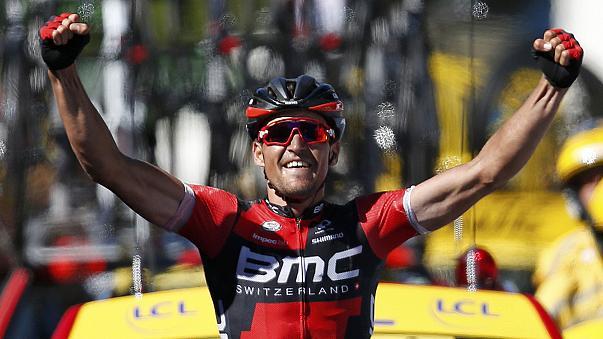 Fransa Bisiklet Turu: Liderlik el değiştirdi